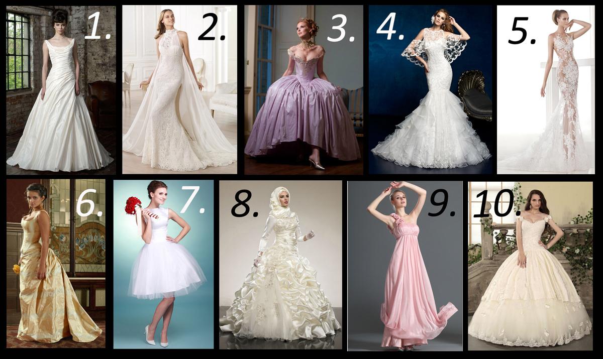 Vybirate Svatebni Saty Aneb Svatebni Moda V Cr Vysledky Pruzkumu